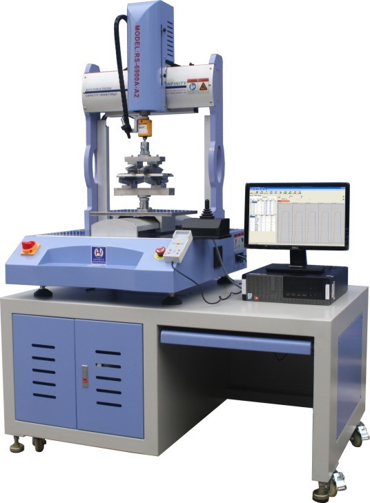 Button Force Testing Equipment 3 Points / 4 Points Bending Test Machine