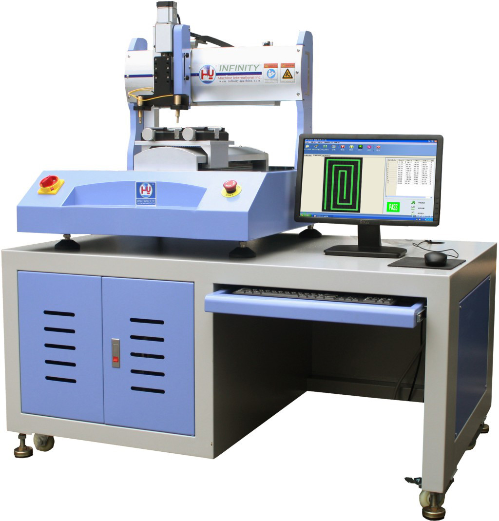 Computer Control Touch Panel Tester Automatic for Capacitive Screen