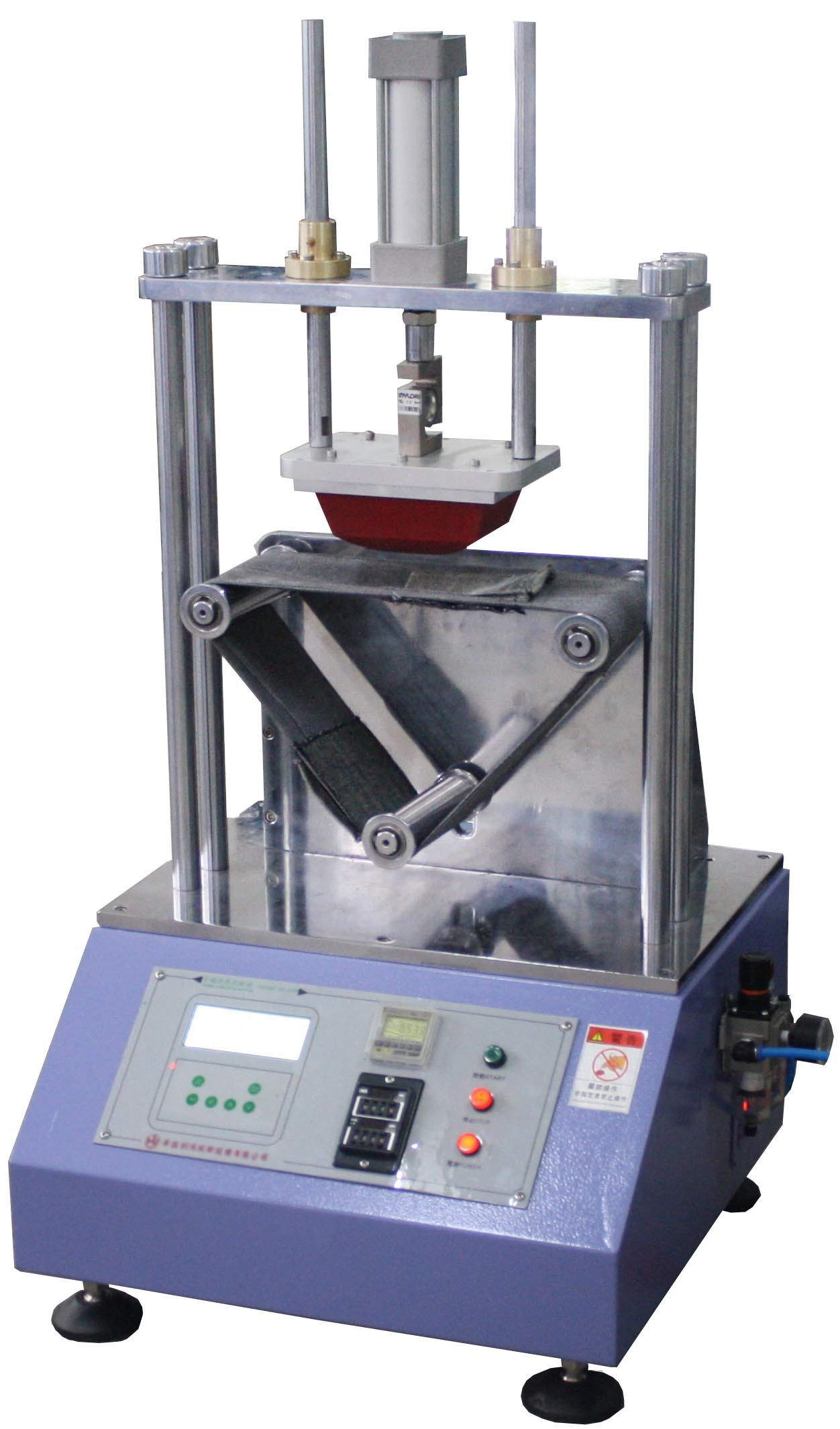Mobile Phone Soft Compressive Strength Test Machine , 100~1200n Universal Test Machine