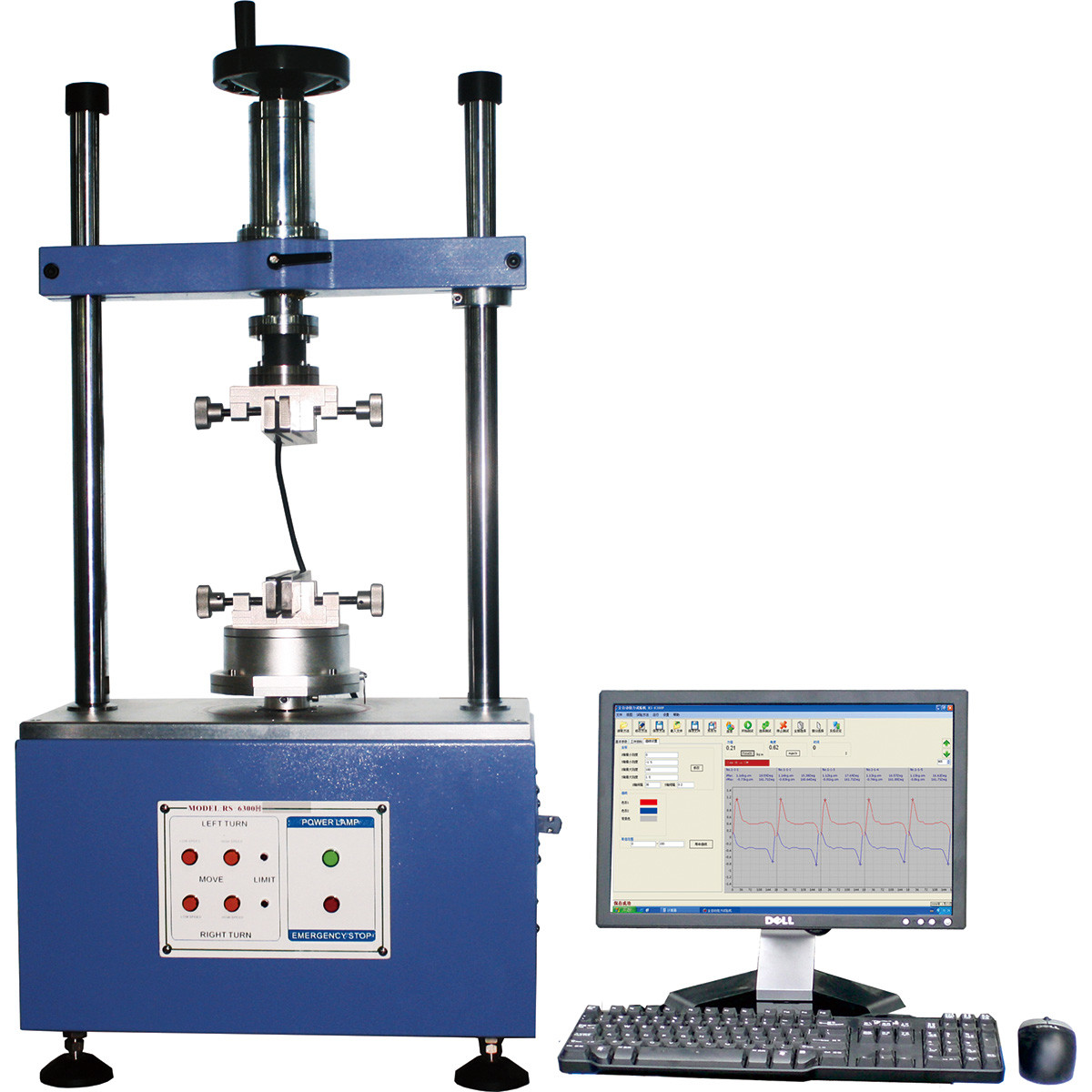 Professional Knob Torsion Testing Machine Digital Display 2N.m / 5N.m
