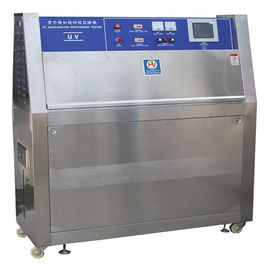 Trung Quốc UV Lamps Plastic Testing Machines / UV Accelerated Weathering Tester ISO 4892-3 nhà máy sản xuất